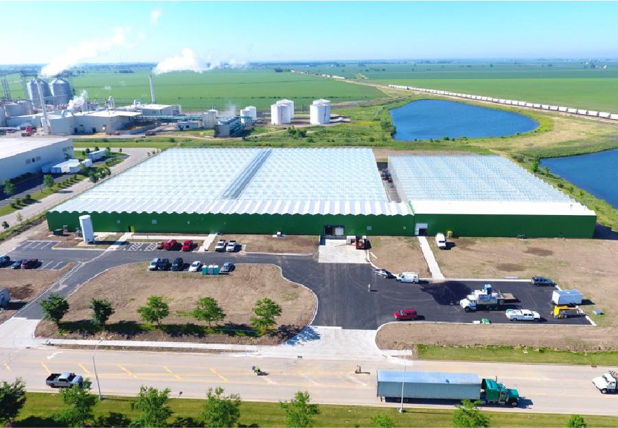 200,000 square foot facility